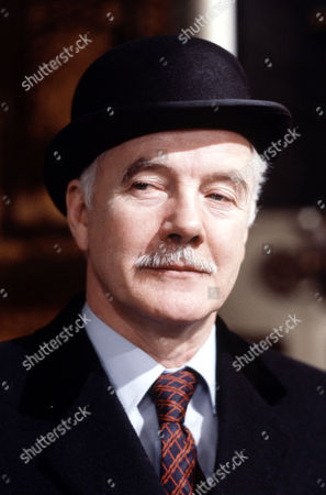 Fulton Mackay in 'Tales Of The Unexpected' - 1982 'The Moles'