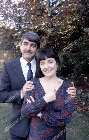 John Alderton and Alison Fiske in 'Tales Of The Unexpected' - 1988 'The Surgeon'