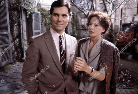 James Aubrey and Leslie Caron in 'Tales Of The Unexpected' - 1982 'Run ,Rabbit ,Run'