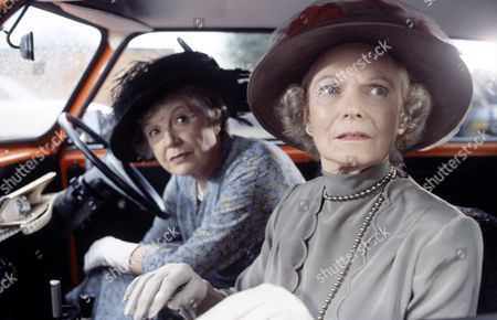 Phyllis Calvert and Anna Neagle in 'Tales Of The Unexpected' - 1983 'The Tribute'
