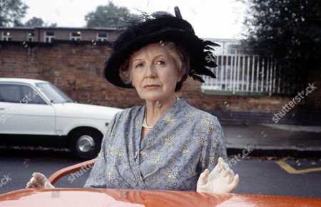 Phyllis Calvert in 'Tales Of The Unexpected' - 1983 'The Tribute'