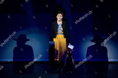 "Wietske van Tongeren Wietske van Tongeren in the role of Maria Rainer performs during a dress rehearsal for the musical ""The Sound of Music"" by Richard Rogers in Salzburg, . Premiere is on Sunday, Oct. 23, 2011"