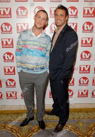 Kent Riley and Jamie Lomas