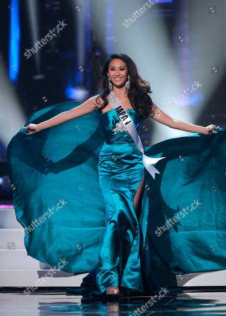 Editorial image of Brazil Miss Universe, Sao Paulo, Brazil