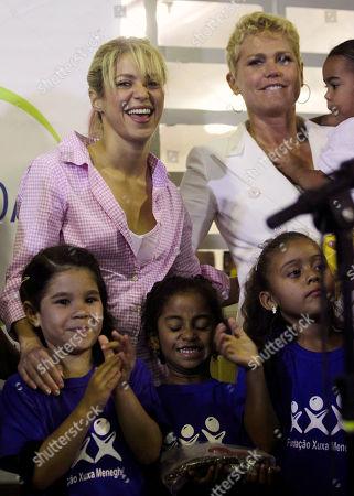 Editorial image of Brazil Shakira, Rio de Janeiro, Brazil