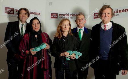 Editorial image of Britain BBC Four World Cinema Awards