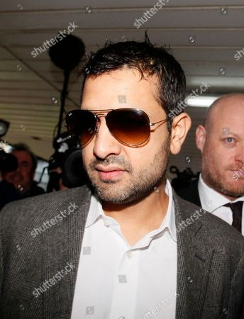 Mazhar Majeed Sports agent Mazhar Majeed arrives at Southwark Crown Court for sentencing after pleading guilty to corruption charges related to match fixing, in London, . Pakistan cricketers Salman Butt and Mohammad Asif were convicted Tuesday of fixing parts of a test match in the most serious corruption scandal to hit the sport in more than a decade