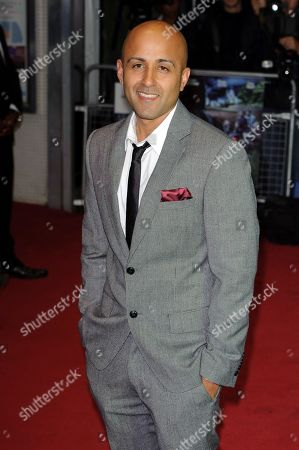 Arjun Rose Arjun Rose arrives for the UK Premiere of Demons Never DIe at a central London venue