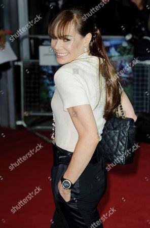 Stock Picture of Tara Palmer Tompkinson Tara Palmer Tompkinson arrives for the UK Premiere of Demons Never DIe at a central London venue