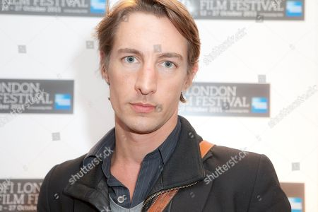 Benn Northover Actor Benn Northover arrives for the official BFI London Film Festival screening of Sleepless Nights Stories, at a central London Cinema