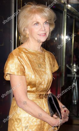 Anne Sebba Author of 'That Women - The Life of Wallis Simpson', Anne Sebba arrives for the BFI London Film Festival gala screening of 'W.E.' at a central London Cinema
