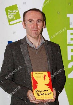 Editorial picture of Britain Man Booker Prize