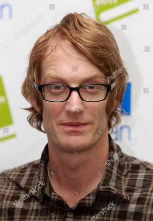 Patrick deWitt Man Booker prize shortlisted author Patrick deWitt poses for photographers during a media event in a central London hotel, . The winner of the prestigious literary award, who will receive 50,000 British pounds ($78,770), will be announced on Tuesday, Oct. 18, 2011