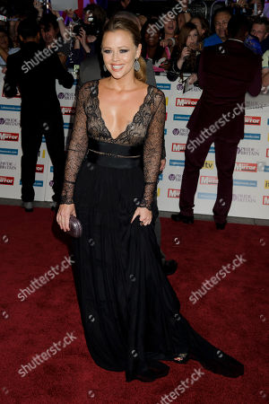 Kimberly Walsh Kimberly Walsh arrives for the Pride of Britain Awards at a central London venue