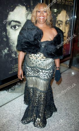 Brenda Holloway Brenda Holloway arrives for the European Premiere of Michael Jackson: The Life Of An Icon, at a central London cinema
