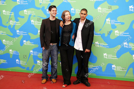 Daniel Percival, Director Penny Woolcock and Anthony Johnson