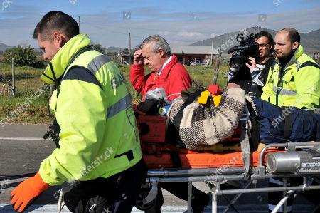 Editorial photo of Chile Fatal Crash, Casablanca, Chile