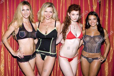 Penthouse Pets - Heather Elizabeth, Victoria Zdrok, Justine Joli, and Krista Ayne