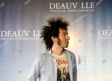 """Azazel Jacobs U.S director Azazel Jacobs poses for photographers during a photocall for his film """"Another Happy Day"""" at the 37th American Film Festival in Deauville, Normandy, France"""