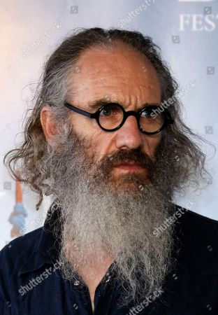 "Tony Kaye U.S Director and musician Tony Kaye poses during a photocall for his film "" Detachment"" at the 37th American Film Festival in Deauville, Normandy, France"