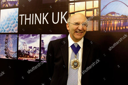"""Stock Photo of Michael Bear London Mayor Michael Bear talks with journalists during a seminar titled """"Urban Regeneration and Infrastructure Financing"""" in Kolkata, India, . Lord Mayor and a high level business delegation visited the city to promote business opportunities for Britain-based industries and further strengthen economic links between Britain and Bengal, according to a press release"""