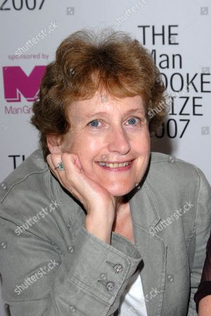 The Man Booker Prize 2007 Judge Wendy Cope
