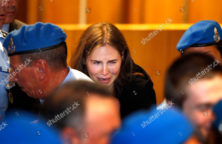 Amanda Knox Amanda Knox cries after hearing the verdict that overturned her conviction and acquited her of murdering her British roommate Meredith Kercher, at the Perugia court, central Italy. An Italian court in Perugia has set March 25, 2013 for the prosecution's appeal of Amanda Knox's acquittal in the 2007 murder of her British roommate Meredith Kercher. The conviction of the American student and her former Italian boyfriend Raffaele Sollecito was overturned on appeal last year after the court ruled there was no conclusive evidence against the couple. Her lawyer Carlo Dalla Vedova said that the hearing by Italy's highest appeals court would last no longer than a day. He said during the same hearing the court will consider Knox's appeal of her conviction for slander for falsely accusing a bar owner of being involved in the murder in the university town of Perugia