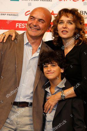 Editorial photo of Italy Rome Film Festival La Kryptonite nella Borsa, Rome, Italy