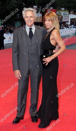 Stock Photo of Giuliano Gemma and Vera Gemma