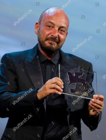 Editorial picture of Italy Venice Film Festival Award Ceremony, Venice, Italy