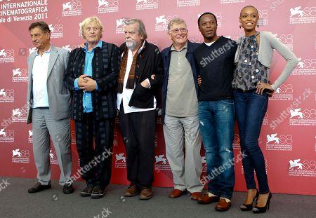 Editorial photo of Italy Venice Film Festival Il Villaggio di Cartone Photo Call, Venice, Italy
