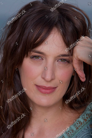 Stock Photo of Anna Bellato Actress Anna Bellato poses for a portrait at the 68th edition of the Venice Film Festival in Venice, Italy