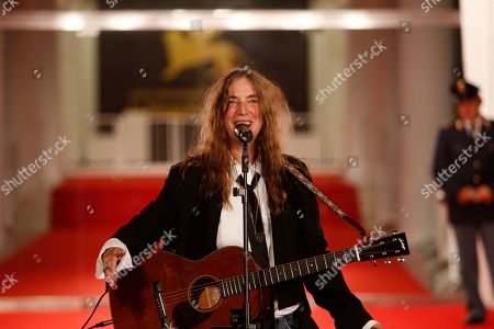 Patty Smith Patty Smith performs at the 68th edition of the Venice Film Festival in Venice, Italy
