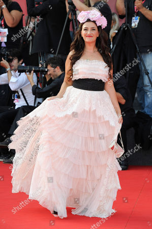 Editorial image of Italy Venice Film Festival Poulet Aux Prunes Red Carpet, Venice, Italy