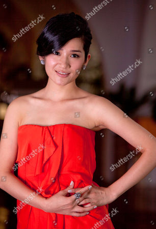 Lo Mei Ling Lo Mei Ling poses at the 68th edition of the Venice Film Festival in Venice, Italy