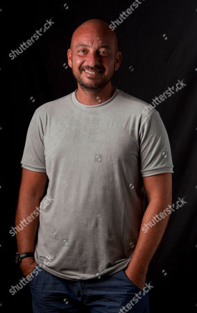Emanuele Crialese Director Emanuele Crialese poses for a portrait at the 68th edition of the Venice Film Festival in Venice, Italy