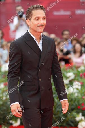 Giuseppe Fiorello Actor Giuseppe Fiorello arrives for the premiere of the movie Terraferma at the 68th edition of the Venice Film Festival in Venice, Italy