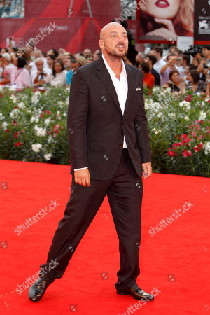 Emanuele Crialese Director Emanuele Crialese arrives for the premiere of the movie Terraferma at the 68th edition of the Venice Film Festival in Venice, Italy