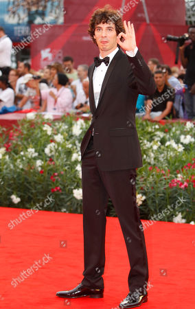 Editorial photo of Italy Venice Film Festival Terraferma Red Carpet, Venice, Italy