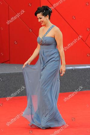 Editorial picture of Italy Venice Film Festival Terraferma Red Carpet, Venice, Italy