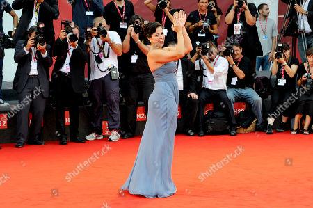 Editorial photo of Italy Venice Film Festival Terraferma Red Carpet, Venice, Italy