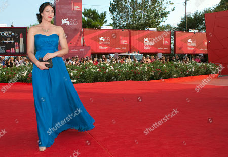 Sharon Tal Actress Sharon Tal arrives for the screening of the movie The Exchange at the 68th edition of the Venice Film Festival in Venice, Italy