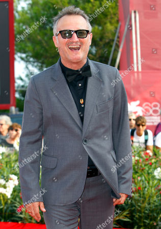 Stock Photo of Dov Navon Actor Dov Navon arrives for the screening of the movie The Exchange at the 68th edition of the Venice Film Festival in Venice, Italy