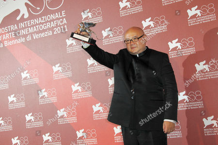 Editorial picture of Italy Venice Film Festival Winners Photo Call, Venice, Italy