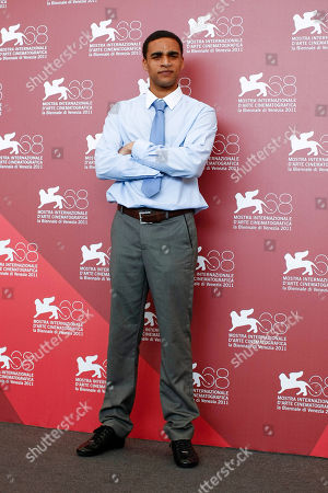 James Howson Actor James Howson poses during the photo call of the movie Wuthering Heights at the 68th edition of the Venice Film Festival in Venice, Italy