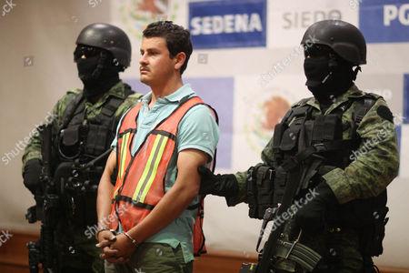 Editorial photo of Mexico Drug War, Mexico City, Mexico