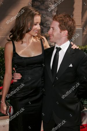 Seth Green and Candace Bailey