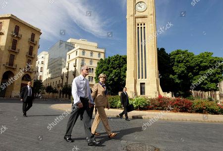 Editorial picture of Mideast Lebanon Ireland, Beirut, Lebanon