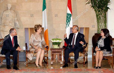 Editorial image of Mideast Lebanon Irish, Beirut, Lebanon