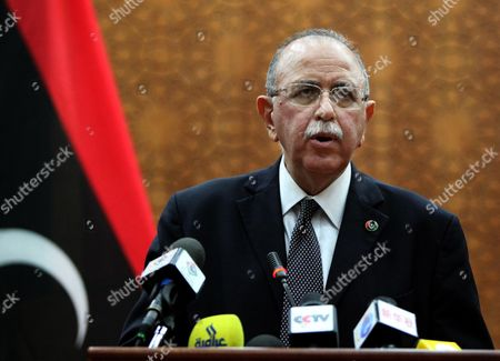 Abdurrahim el-Keib Libya's new U.S. educated electrical engineer prime minister Abdurrahim el-Keib speaks in Tripoli, Libya. El-Keib, an NTC member from Tripoli with a doctorate from North Carolina State University, said he would appoint the government within two weeks